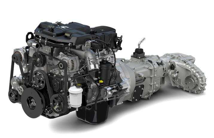 FCA US Media - Engines