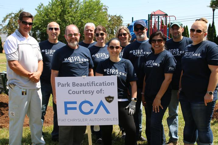 FCA US Media - Community Support & Sponsorship