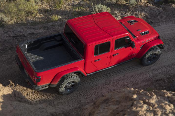 New 2020 Jeep Gladiator for sale near Troy, Pontiac ...