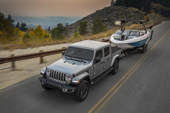 Learn About The Brand New Jeep Gladiator North Star Dodge Chrysler