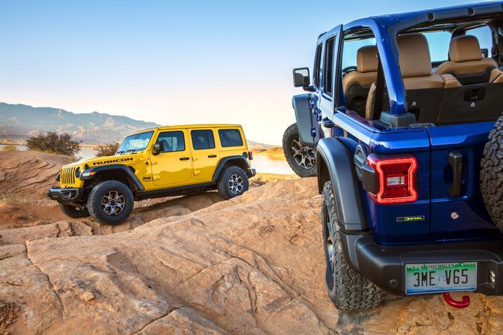 2020 Jeep Wrangler EcoDiesel Houston TX