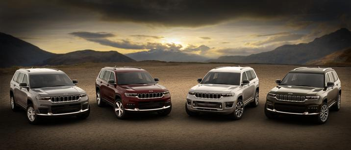 Trim Levels of the 2021 Jeep Grand Cherokee L
