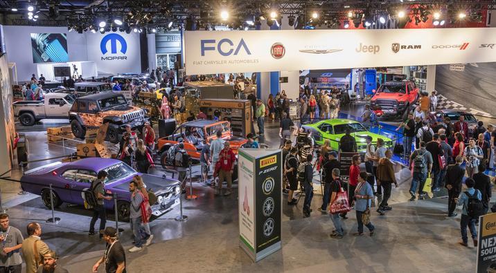 FCA US Media - 2016 SEMA Show