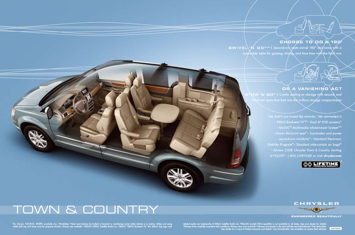 Tow N Go >> Fca Us Media 2008 Chrysler Town Country