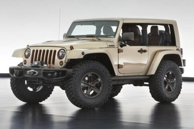 34445cde86c FCA US Media - Jeep® and Mopar Reveal Six New Concept Vehicles for 47th  Annual Moab Easter Jeep Safari