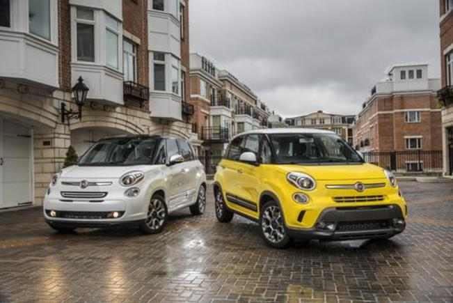 FCA US Media - All-new 2014 Fiat 500L Expands FIAT Brand's Product
