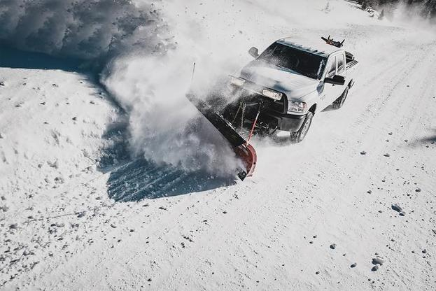 FCA US Media - Winter Testing Season at Ram Truck
