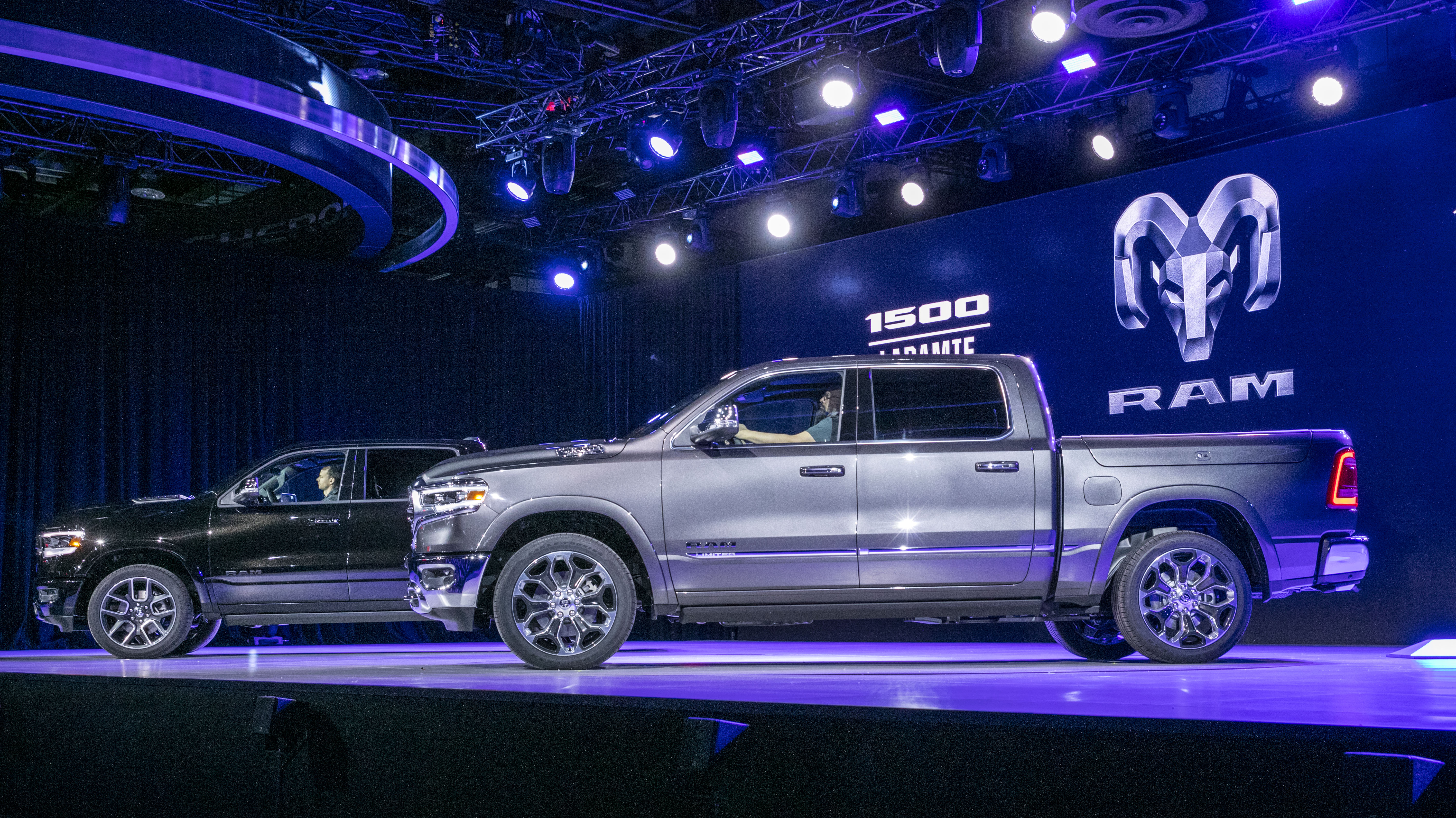 FCA US Media - All-new 2019 Ram 1500 – No Compromise Truck, Leading