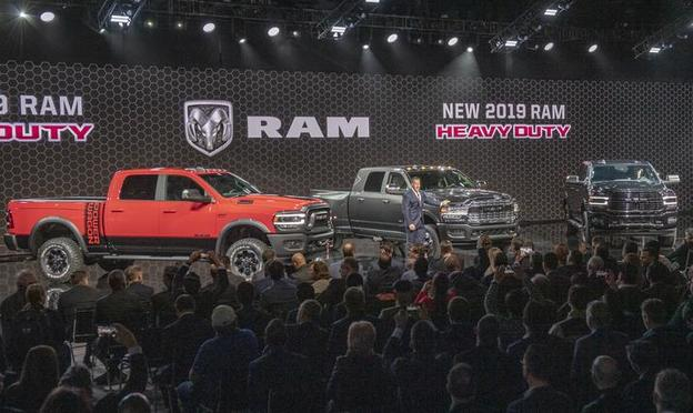 FCA US Media - New 2019 Ram Heavy Duty is the Benchmark for