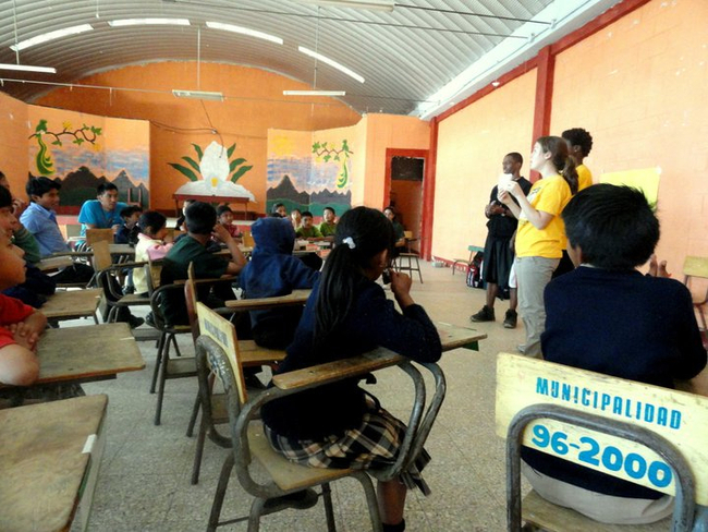 Guatemala teaching