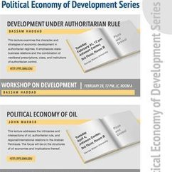 Political Economy of Development Series