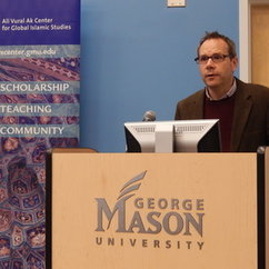 "Prof. Mandaville discusses ""Ambivalence of Islam in US Foreign Policy"""