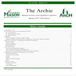 Check Out the Spring 2017 Archie!