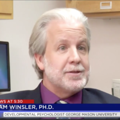 ADP Faculty Member Dr. Adam Winsler featured in Local News