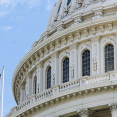 Student Selected as Congressional Research Intern