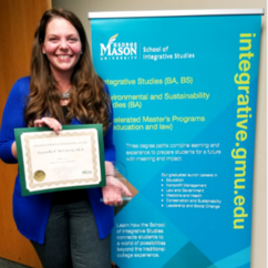 Dr. Graziella McCarron Recognized With Online Course Excellence Award