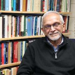 An interview with Professor Abdulaziz Sachedina on his life and scholarship