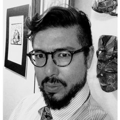 Alum J. Michael Martinez Named a Winner of the 2017 National Poetry Series