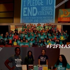 4th Annual Fear to Freedom: Creating a Safer Campus for Mason