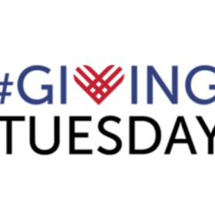 Kicking off the Season of Giving at the IIR with #GivingTuesday