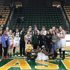 Global Affairs Teams up with Mason Women's Basketball