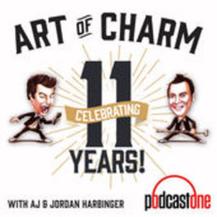 "Faculty Member Justin Ramsdell Featured in ""The Art of Charm"" podcast!"