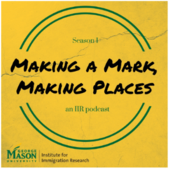 Announcing Making a Mark, Making Places: An IIR Podcast
