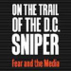 "Censer to Sign ""On the Trail of the D.C. Sniper"" at Borders on April 17."