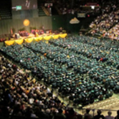 More Than 2,000 Graduates Honored at College Convocations