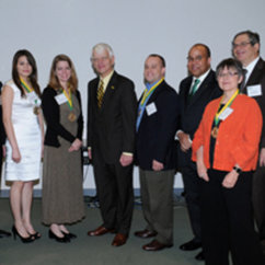 College Honors Alumni of the Year at Celebration