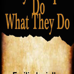 "Alum Emilio Iasiello's first book of short stories ""Why People Do What They Do"" is availible now from Deer Hawk Publications"