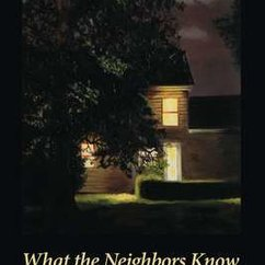 "Alum Melanie McCabe's New Book of Poetry, ""What The Neighbors Know,"" Out Now on FutureCycle Press"
