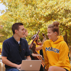 Mason Offers High Schoolers a Jump Start on College with Innovative Summer Classes