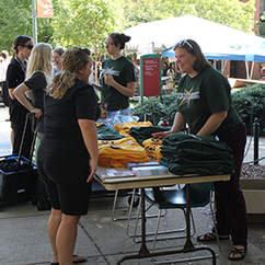 Changing Lives: Hundreds Driven to Serve on Student-Led Mason Nation 9/11 Day