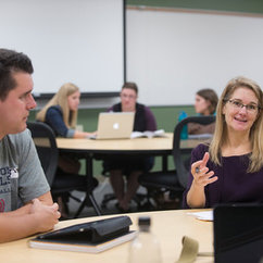 Digital Storytelling Class Enhances Teaching and Research