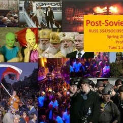 Spring 2015 course: Post-Soviet Life
