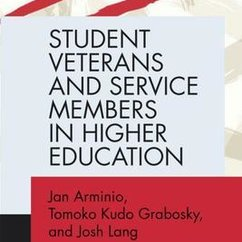 Jan Arminio Co-Authors New Book About Student Veterans and Service Members