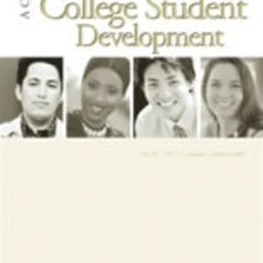 Jan Arminio Invited to Serve as Associate Editor for Research-in-Brief/On Campus of the Journal of College Student Development
