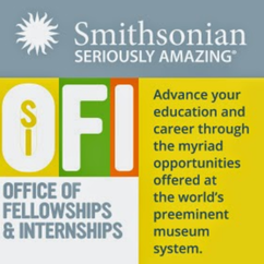 Smithsonian Fellowship and Internship Workshop Sponsored by OSCAR