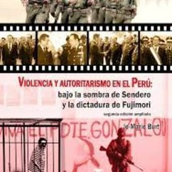 LAS Director Dr. Jo-Marie Burt's book named one of the top five books to understand the 1992 coup in Peru