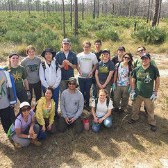 Students Dedicate Spring Break to Education and Service