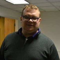 Student Spotlight: Richard Otten Defends His Dissertation