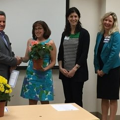 GMU Center for Psychological Services Receives $15,000 Grant from Inova