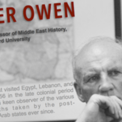 Roger Owen: My Life in Middle East Studies