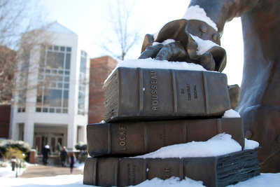 Books and Snow