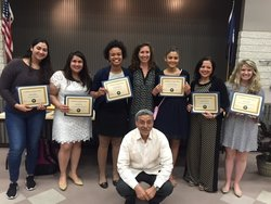 Spanish Awardees