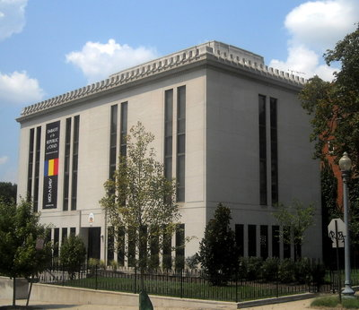 The Embassy of Chad located in Washington, D.C.