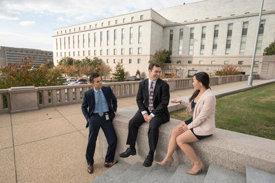 Global Politics Fellows on Capitol Hill