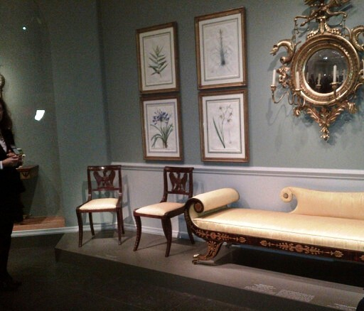 News: Masterpieces Of American Furniture From The Kaufman