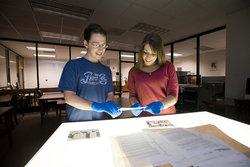 Working with special collections